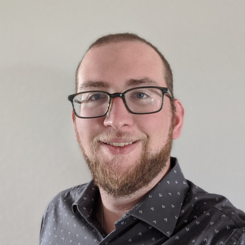 Jacob Durin, a UI/UX tester for Graylander Labs